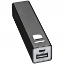 Power bank metalowy 2200 mAh PORT HOPE
